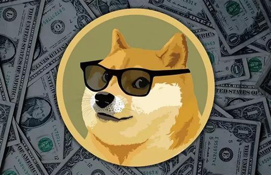 币圈荒诞演绎比特币十年涨1.5万倍狗狗一飞冲天